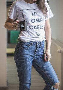 t-shirt nadruk